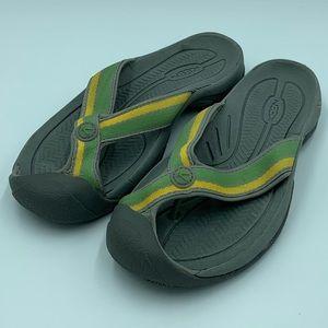 Keen women's 6 strappy sandals flip flop